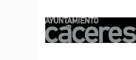 Logo Ayto Cáceres