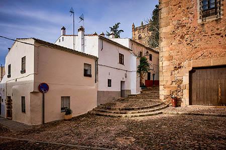Judería de Cáceres Vieja