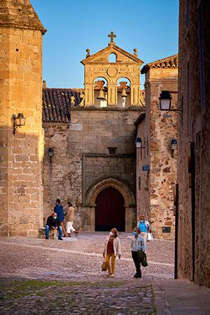 Detalle del Convento de San Pablo