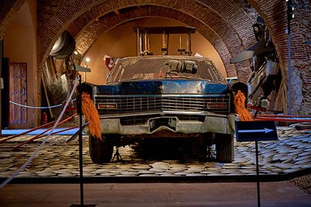 Museo Vostell, Fibre del Automóvil