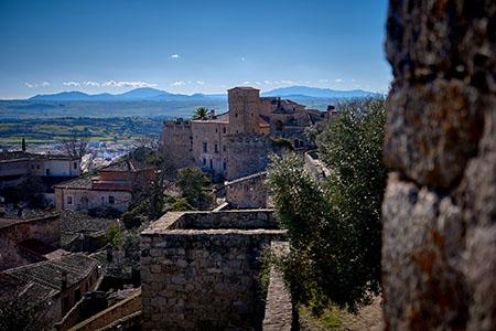 Trujillo, ciudad medieval